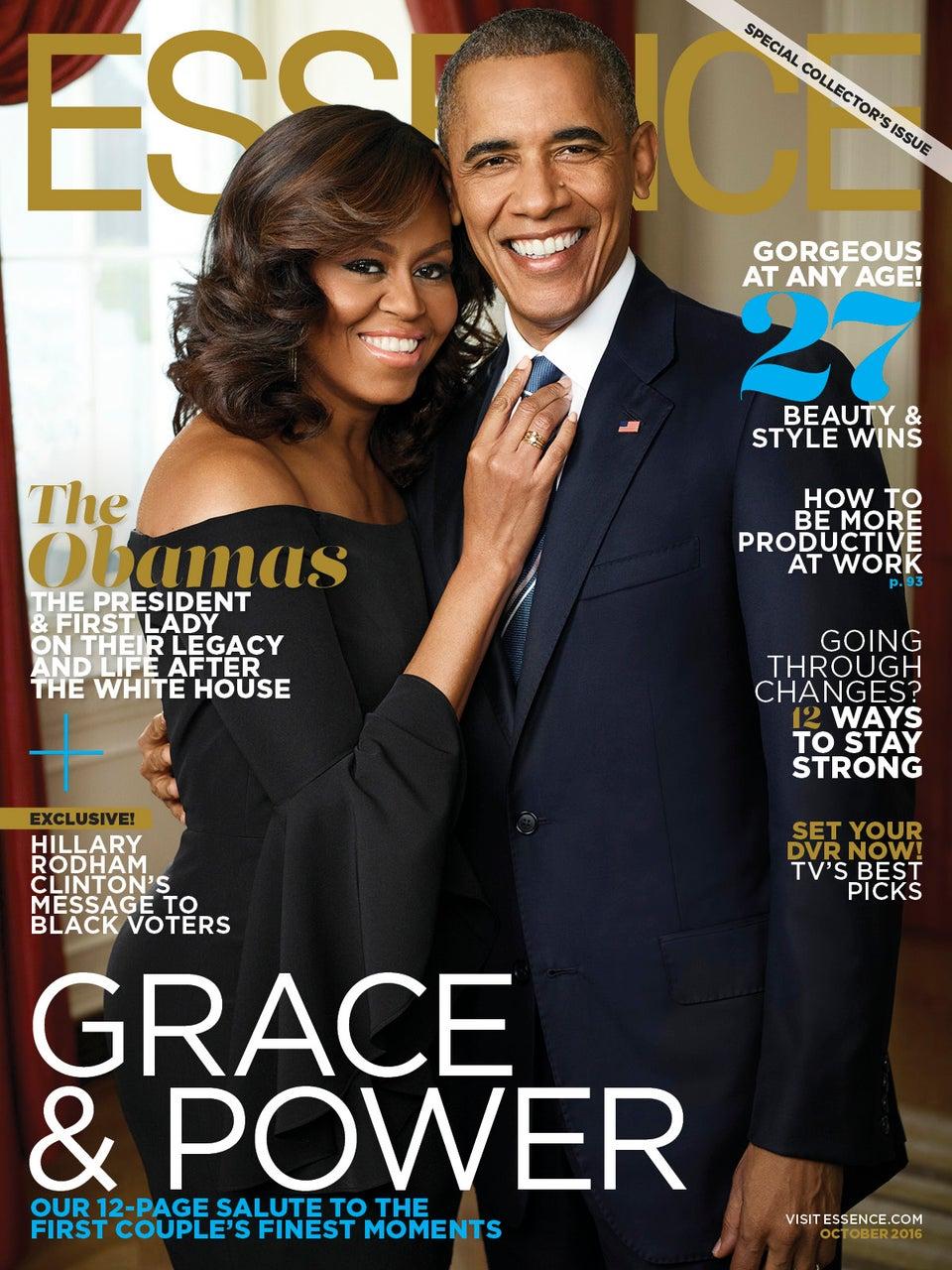 The Obamas Spill Their 5 Favorite White House Memories